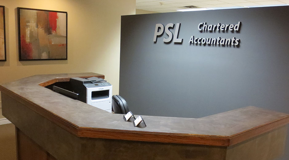 PSL Chartered Accountants